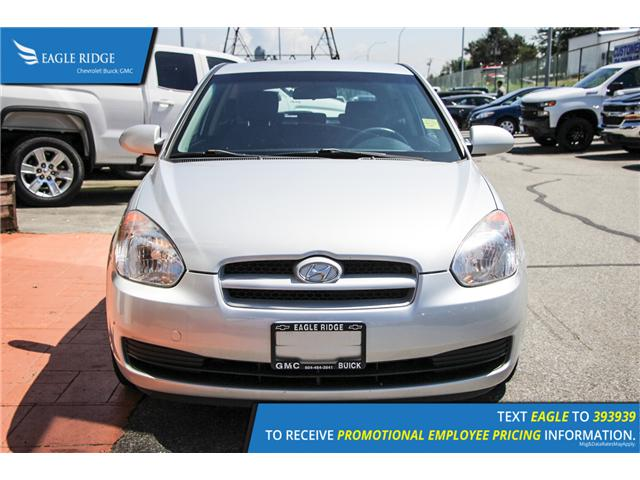 2008 Hyundai Accent GL (Stk: 089448) in Coquitlam - Image 2 of 13