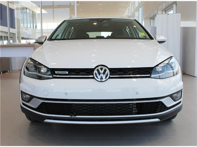 2018 Volkswagen Golf Alltrack 1.8 TSI (Stk: V7147) in Saskatoon - Image 2 of 21