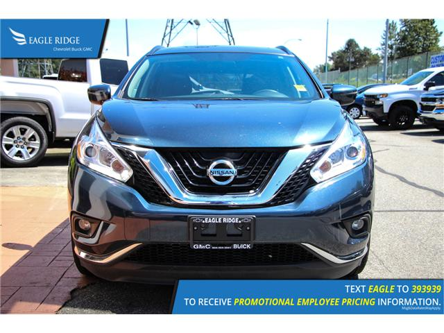 2017 Nissan Murano SV (Stk: 179127) in Coquitlam - Image 2 of 18