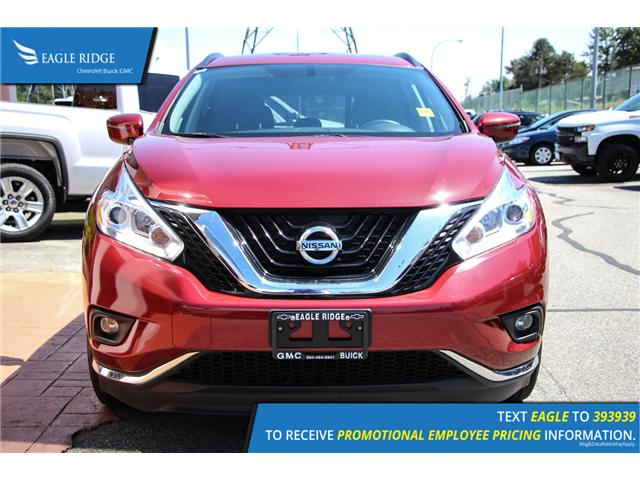 2017 Nissan Murano SV (Stk: 179173) in Coquitlam - Image 2 of 18