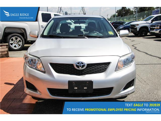 2009 Toyota Corolla CE (Stk: 098370) in Coquitlam - Image 2 of 13