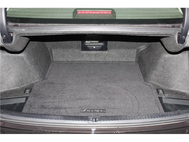 2012 Lexus IS 250 Base (Stk: 298185S) in Markham - Image 23 of 26