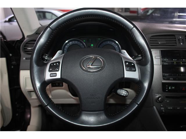 2012 Lexus IS 250 Base (Stk: 298185S) in Markham - Image 11 of 26