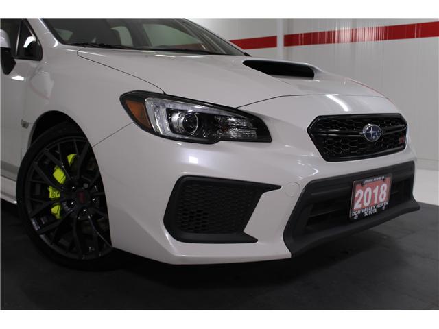2018 Subaru WRX STI Sport-tech w/Lip (Stk: 298130S) in Markham - Image 2 of 28