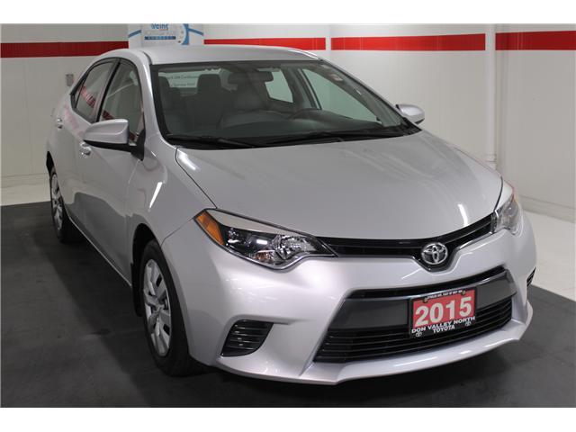 2015 Toyota Corolla LE (Stk: 298187S) in Markham - Image 2 of 24