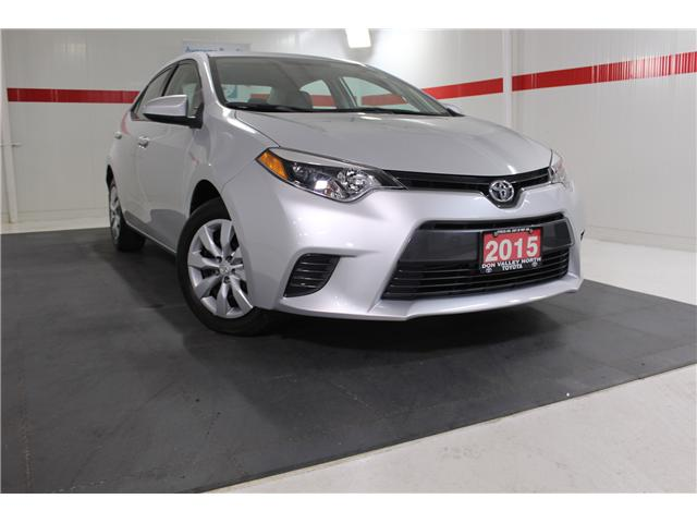 2015 Toyota Corolla LE (Stk: 298187S) in Markham - Image 1 of 24