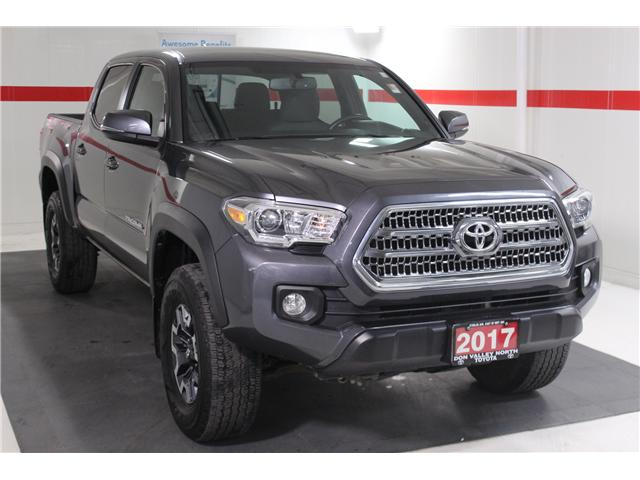 2017 Toyota Tacoma TRD Off Road (Stk: 298212S) in Markham - Image 2 of 24