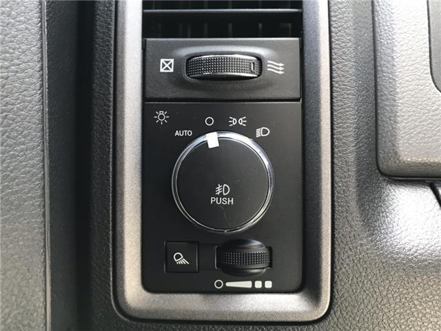 2019 RAM 1500 Classic ST (Stk: P0243) in Calgary - Image 9 of 20