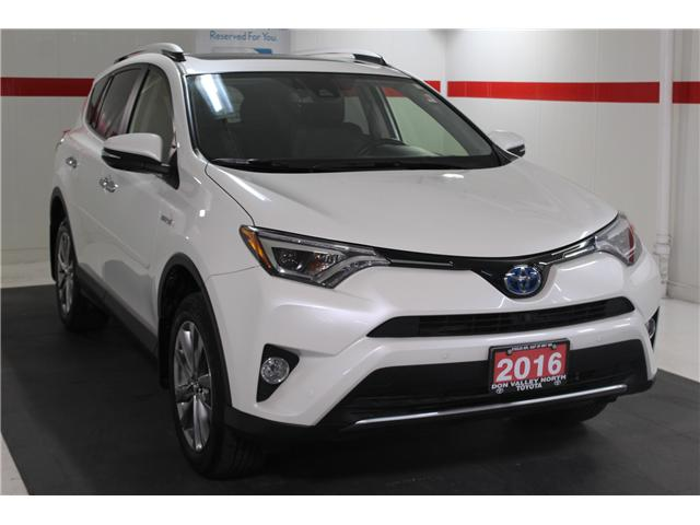 2016 Toyota RAV4 Hybrid Limited (Stk: 298213S) in Markham - Image 2 of 23