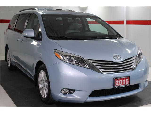 2015 Toyota Sienna Limited 7-Passenger (Stk: 298095S) in Markham - Image 2 of 28