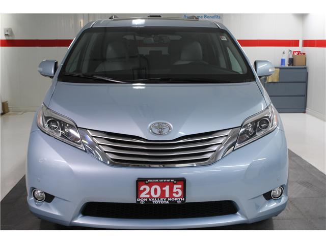2015 Toyota Sienna Limited 7-Passenger (Stk: 298095S) in Markham - Image 3 of 28