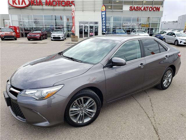 2016 Toyota Camry SE (Stk: 40023A) in Saskatoon - Image 1 of 28