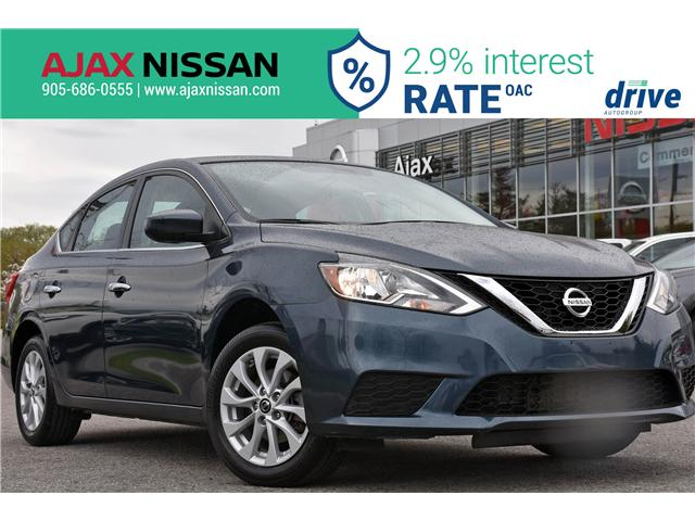 2016 Nissan Sentra 1.8 SV (Stk: P4136RA) in Ajax - Image 1 of 31