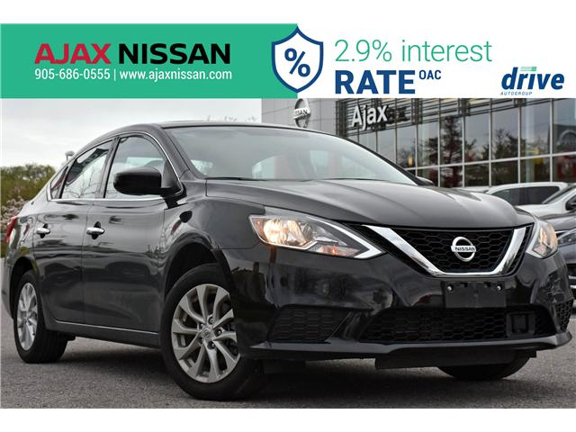 2018 Nissan Sentra 1.8 SV (Stk: P3932CV) in Ajax - Image 1 of 30