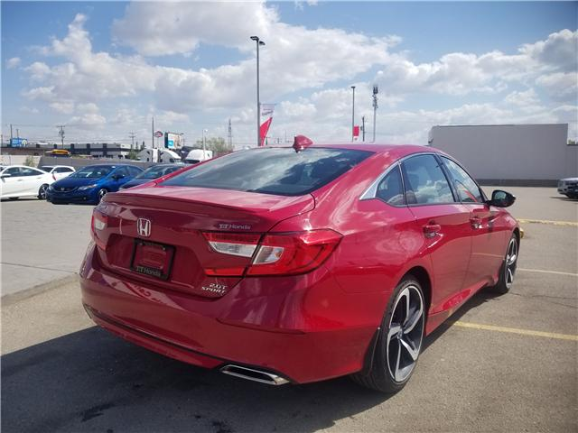 2018 Honda Accord Sport 2.0T (Stk: 2180325D) in Calgary - Image 3 of 30