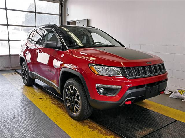 2019 Jeep Compass Trailhawk (Stk: 4667620) in Burnaby - Image 2 of 12