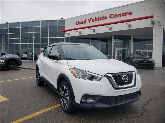 2018 Nissan Kicks SV (Stk: 2180122A) in Calgary - Image 1 of 26