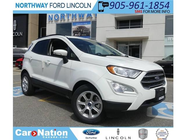 2018 Ford EcoSport SE (Stk: ES85892) in Brantford - Image 1 of 27
