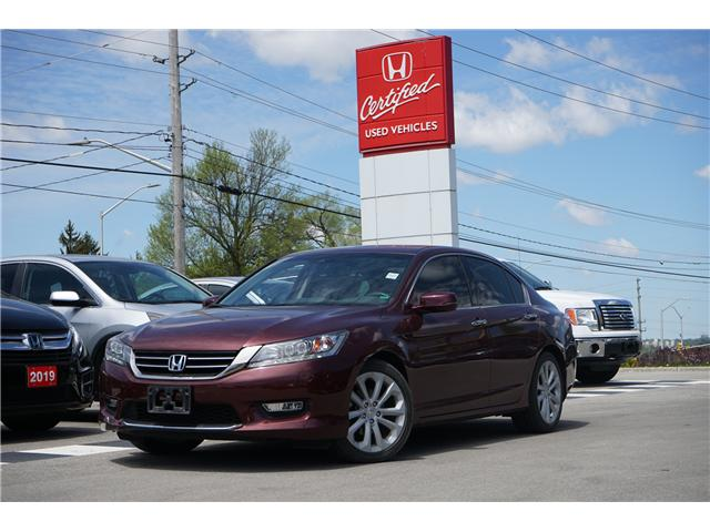 2013 Honda Accord Touring V6 (Stk: H25840A) in London - Image 1 of 27