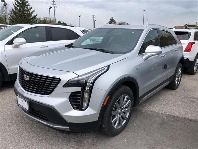 2019 Cadillac XT4 Premium Luxury (Stk: 205105) in Markham - Image 1 of 5