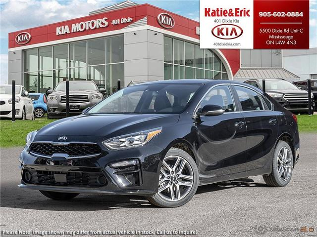 2019 Kia Forte EX Limited (Stk: FO19066) in Mississauga - Image 1 of 24