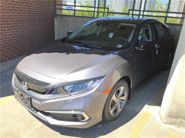 2019 Honda Civic LX (Stk: 3K49820) in Vancouver - Image 1 of 4