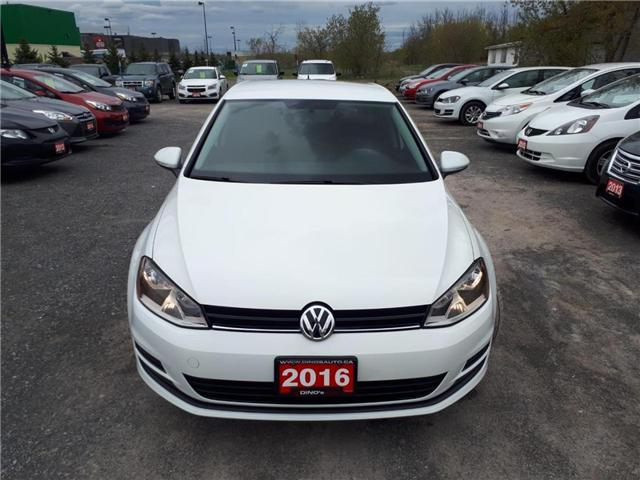 2016 Volkswagen Golf  (Stk: 041107) in Orleans - Image 6 of 25