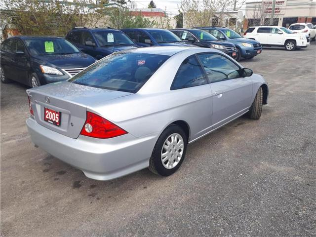 2005 Honda Civic LX (Stk: 808902) in Orleans - Image 3 of 21