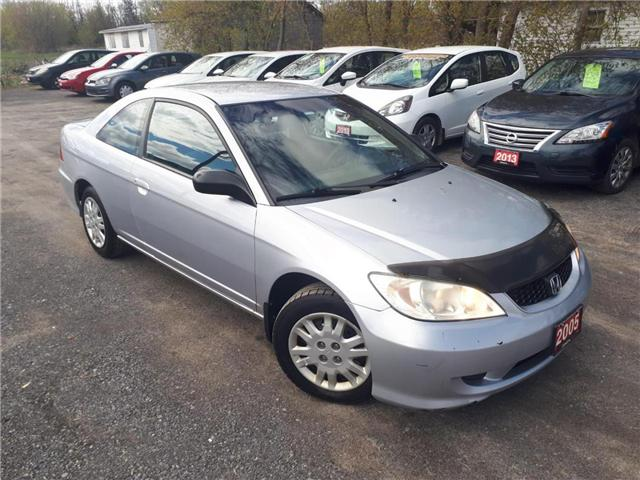 2005 Honda Civic LX (Stk: 808902) in Orleans - Image 4 of 21