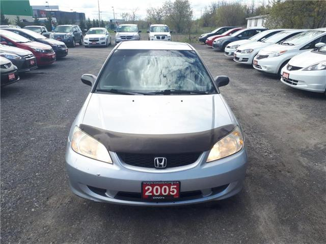 2005 Honda Civic LX (Stk: 808902) in Orleans - Image 5 of 21