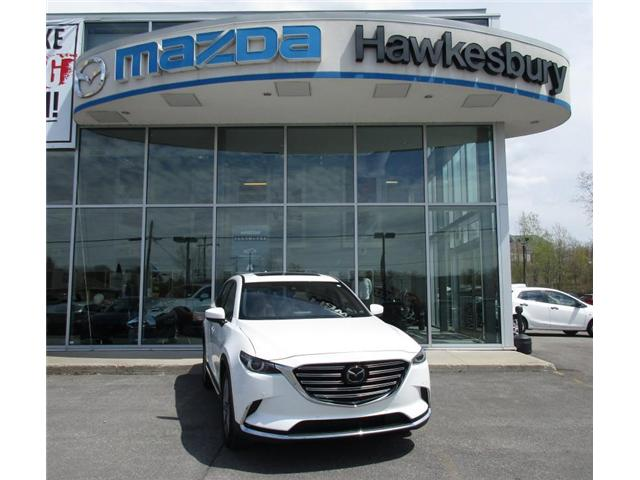 2018 Mazda CX-9 Signature (Stk: HM26710) in Hawkesbury - Image 1 of 10