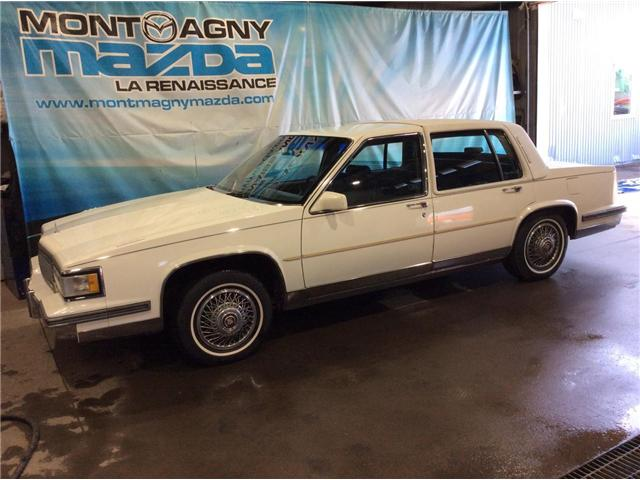 1987 Cadillac FLEETWOOD D ELEGANCE  (Stk: 18042D) in Montmagny - Image 2 of 20