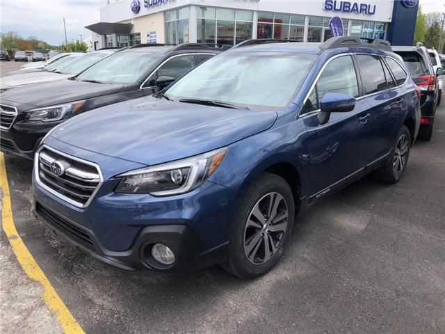2019 Subaru Outback 2.5i Limited (Stk: S4498) in St.Catharines - Image 1 of 5