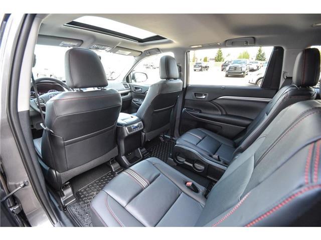 2019 Toyota Highlander XLE AWD SE Package (Stk: HIK131) in Lloydminster - Image 9 of 18