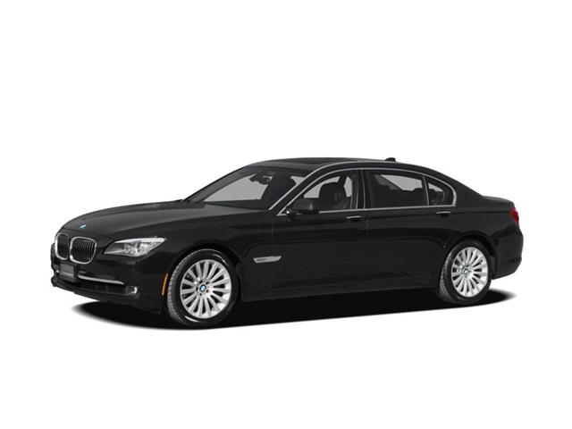 2010 BMW 750 Li xDrive (Stk: JP026) in Rocky Mountain House - Image 1 of 1