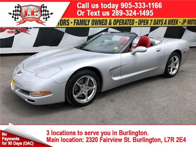 2002 Chevrolet Corvette Base (Stk: 46918) in Burlington - Image 1 of 25
