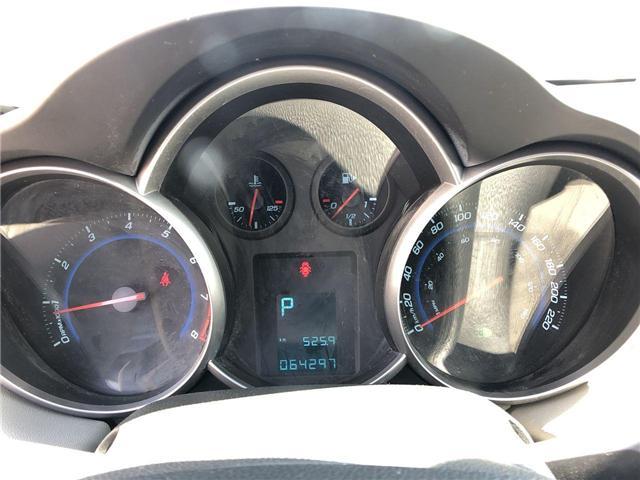 2011 Chevrolet Cruze  (Stk: 2801712B) in Calgary - Image 11 of 15