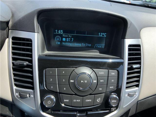 2011 Chevrolet Cruze  (Stk: 2801712B) in Calgary - Image 12 of 15