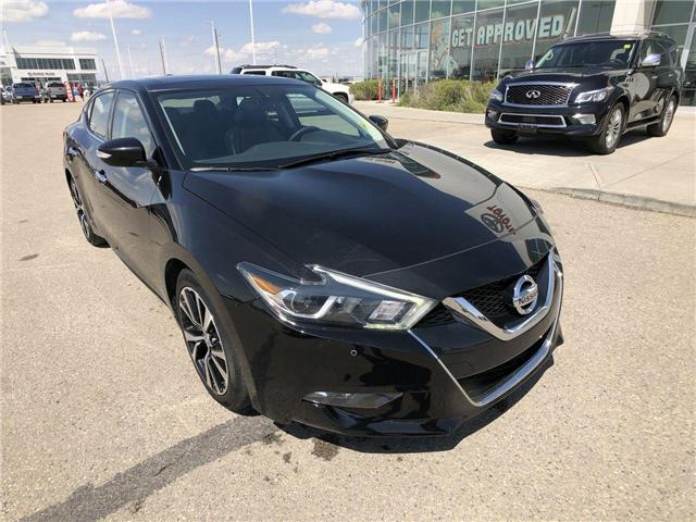 2018 Nissan Maxima  (Stk: 294078) in Calgary - Image 1 of 19