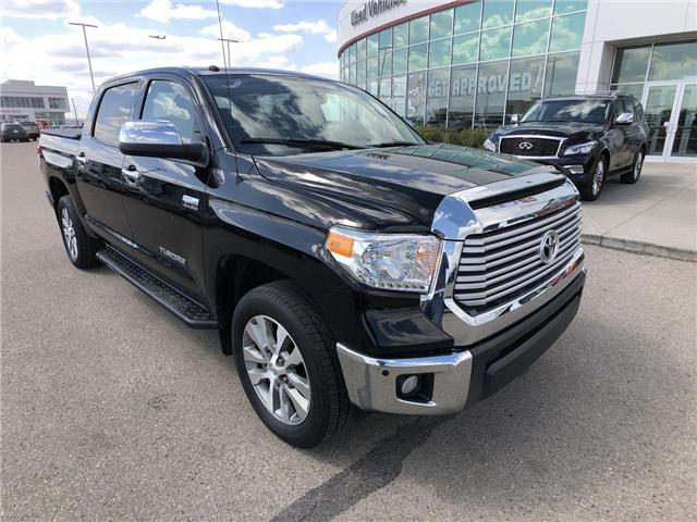 2017 Toyota Tundra  (Stk: 294080) in Calgary - Image 1 of 19