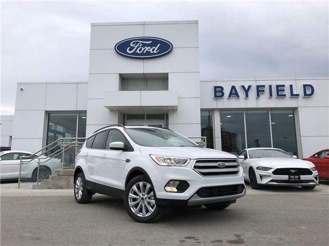 2019 Ford Escape SEL (Stk: ES19643) in Barrie - Image 1 of 27