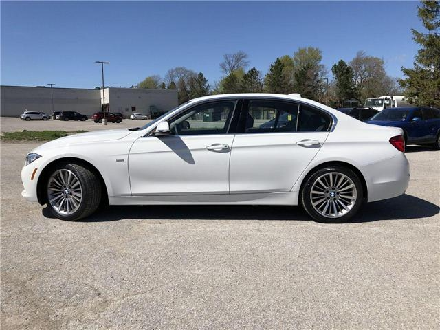 2016 BMW 320i xDrive (Stk: P8793) in Barrie - Image 2 of 23