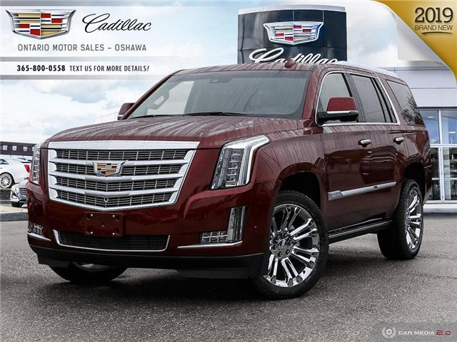 2019 Cadillac Escalade Premium Luxury (Stk: T9160935) in Oshawa - Image 1 of 19
