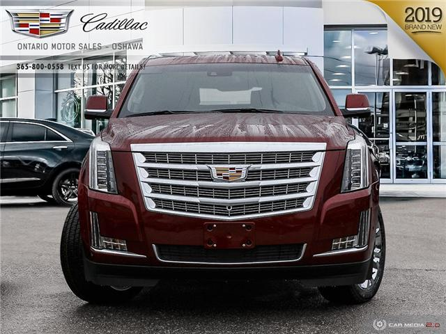 2019 Cadillac Escalade Premium Luxury (Stk: T9160935) in Oshawa - Image 2 of 19