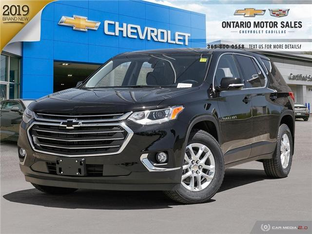 2019 Chevrolet Traverse LT (Stk: T9296786) in Oshawa - Image 1 of 19