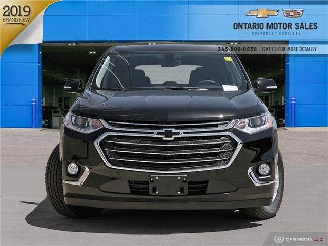 2019 Chevrolet Traverse LT (Stk: T9296786) in Oshawa - Image 2 of 19