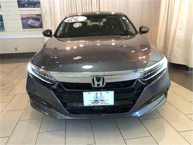 2018 Honda Accord Touring 2.0T   Navigation   Sunroof   Alloys  Clea (Stk: 38528) in Toronto - Image 2 of 30
