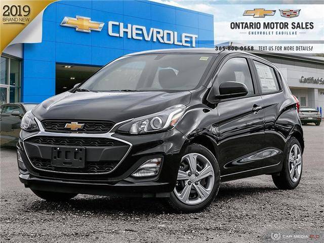 2019 Chevrolet Spark LS Manual (Stk: 9748683) in Oshawa - Image 1 of 19
