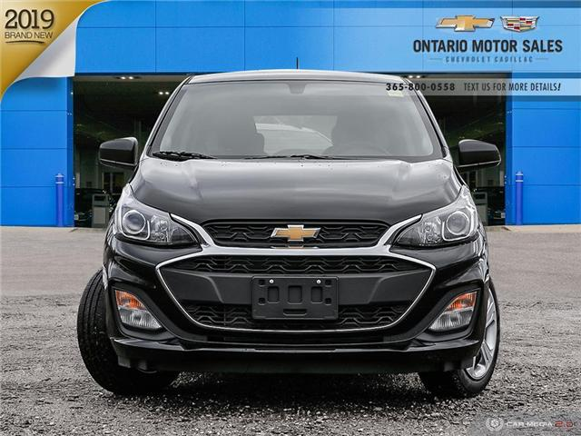 2019 Chevrolet Spark LS Manual (Stk: 9748683) in Oshawa - Image 2 of 19