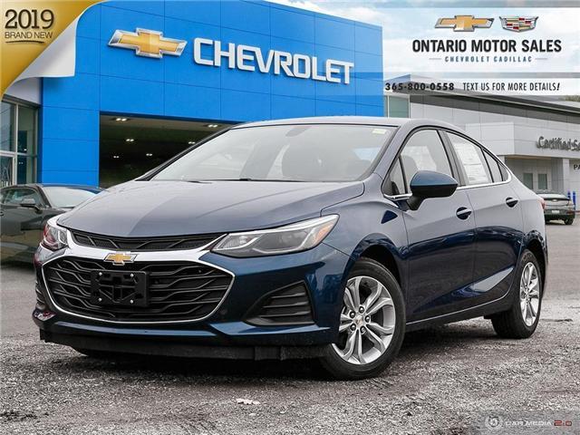 2019 Chevrolet Cruze DIESEL (Stk: 9117802) in Oshawa - Image 1 of 19